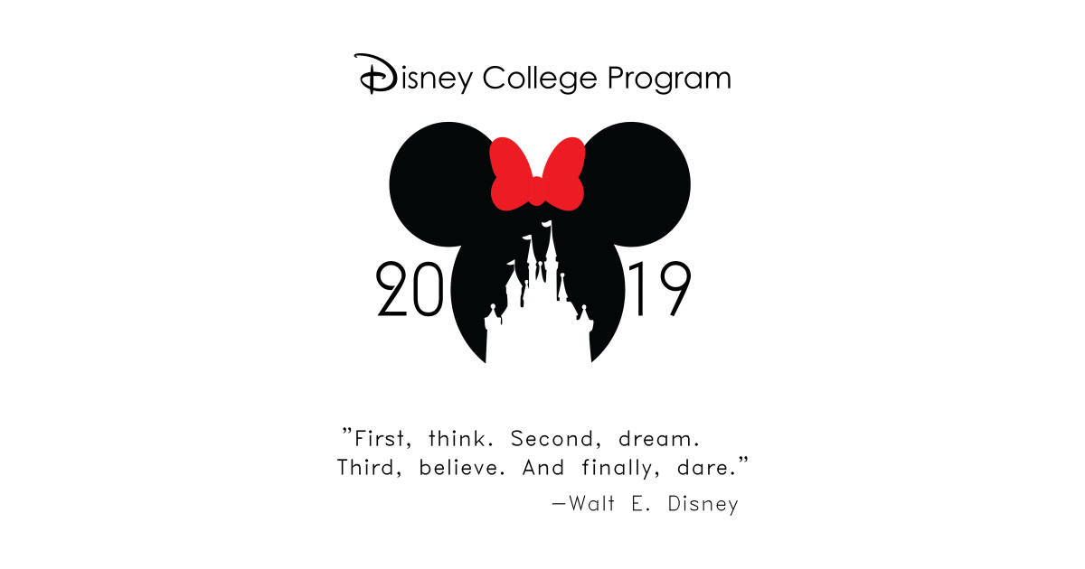 Disney College Program Application to Get a Job You Need